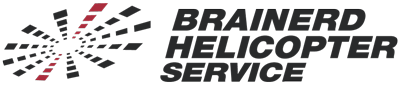 Brainerd Helicopter Service Logo