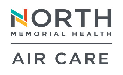 North Memorial Health Air Care Logo
