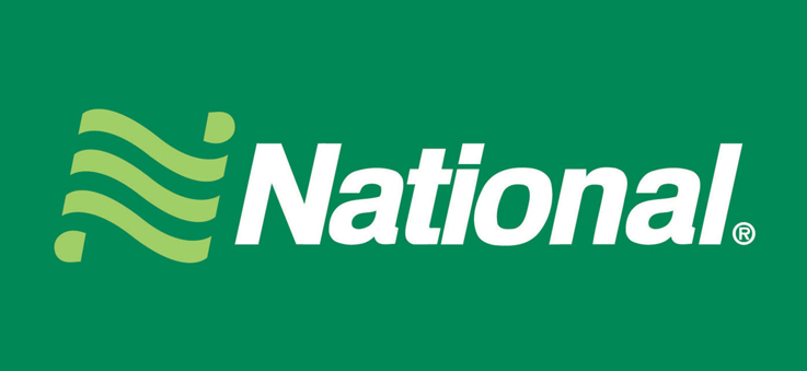 National car rental.